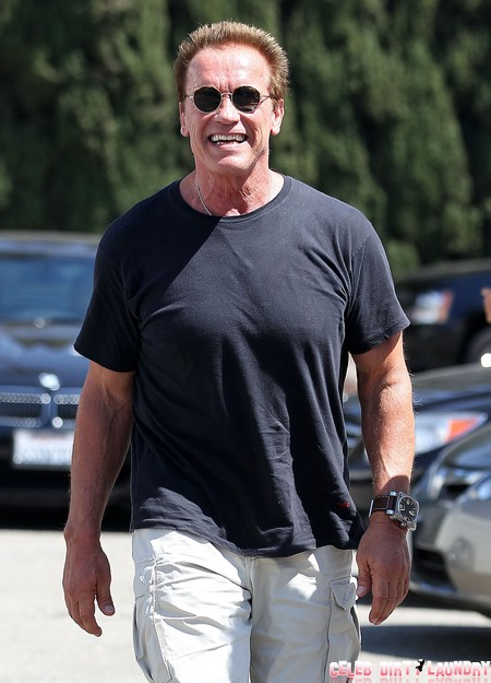 Arnold Schwarzenegger Gets A  20-Year-Old Honey After Mistreating Maria Shriver