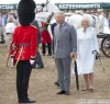 Prince Charles And Camilla Duchess Of Cornwall Attend Sandringham Flower Show