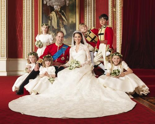 Kim Kardashian Copies Kate Middleton's Alexander McQueen Wedding Gown - Creepy Much?