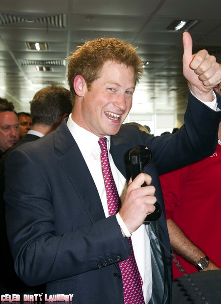 Prince Harry Falls For Kate Middleton's Stripper Cousin