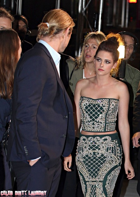 Kristen Stewart Can Get Paid But She Just Can't Act