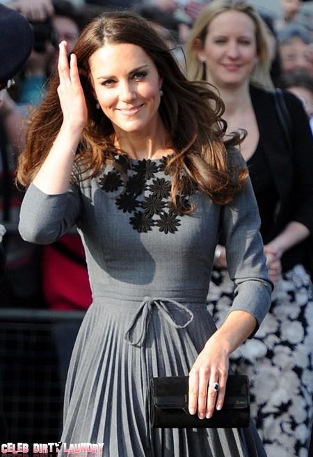 Kate Middleton To Hook Up With Designer Dannii Minogue