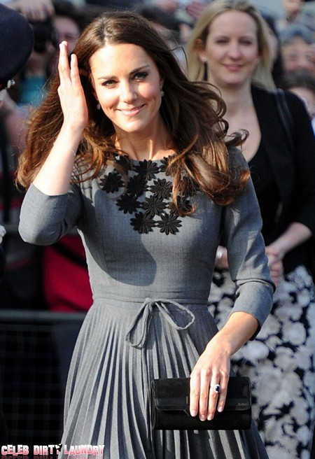 Kate Middleton To Hook Up With Designer Dannii Minogue