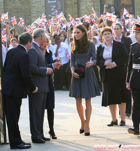 Kate Middleton Attacked By Camilla Parker-Bowles For Anorexia and Extreme Dieting
