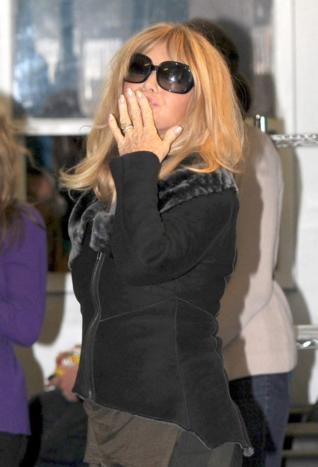 Goldie Hawn Confirms: Kate Hudson Has Married Matt Bellamy