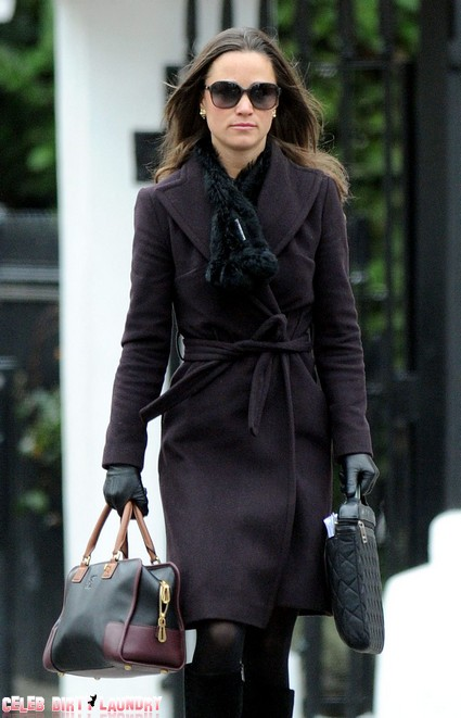Pippa Middleton's First Live Interview (Video)