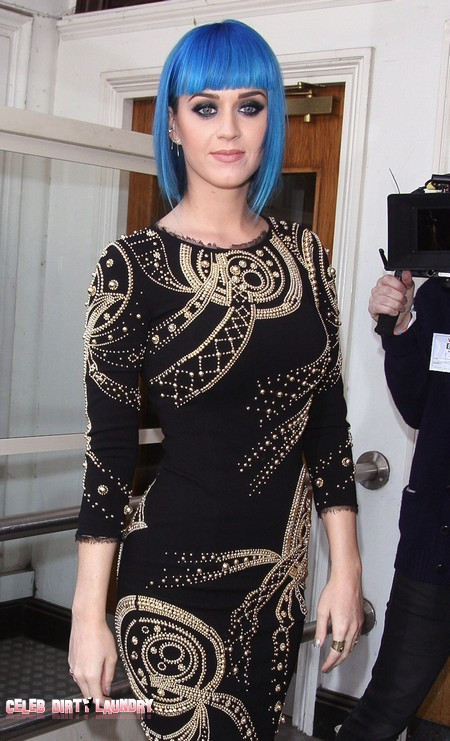 Katy Perry Fears Her Collaboration With Rihanna 'Won't Be That Good'