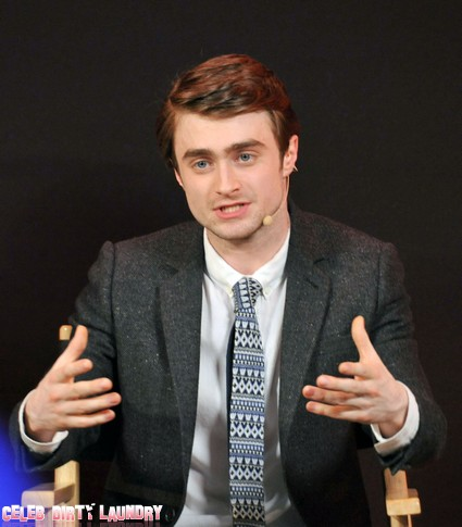 Daniel Radcliffe Thinks He Is A Sex Symbol For Both Men And Women