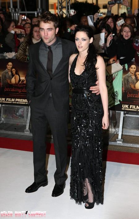 Robert Pattinson Afraid To Have Sex With Kristin Stewart
