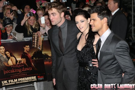 Robert Pattinson and Kristen Stewart NOT Sleeping Together on Twilight Tour