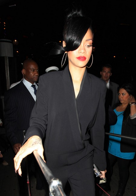 Which Popular Rapper Has Rihanna Added To Her Extensive 'Had Sex With' List?