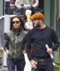 Exclusive... David & Victoria Beckham Step Out In London