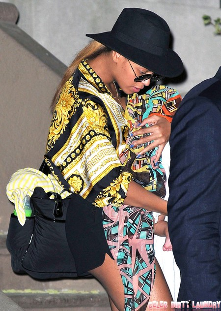 Is There Now A Blue Ivy Carter Nose Job?