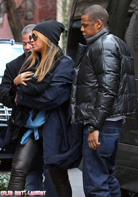 Beyonce And Jay Z Expecting Another Child - Sibling Rivalry For Blue Ivy Carter?
