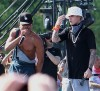 Justin Bieber Makes Surprise Appearance At Coachella Music Festival