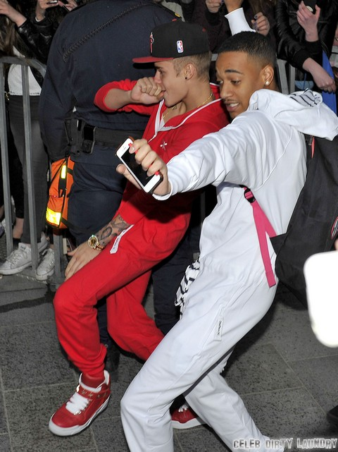 Justin Bieber Jewelry Stolen: Throws Lil Twist and Lil Za Out of His House After Robbery!