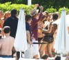 Justin Bieber Celebrates Bikini Babe Belated Birthday Bash