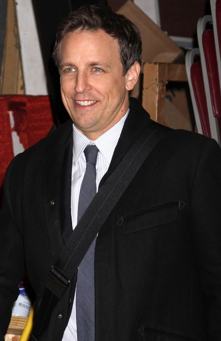 SNL's Seth Meyers To Join Kelly Ripa On Live!