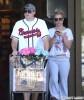Britney Spears & David Lucado Grocery Shopping In Westlake