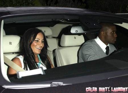 Jealous Rage Explodes as Kanye West and Kim Kardashian Meet Reggie Bush and Pregnant Girlfriend