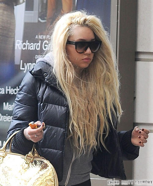 Amanda Bynes Arrested For Marijuana Possession & Felony Evidence Tampering