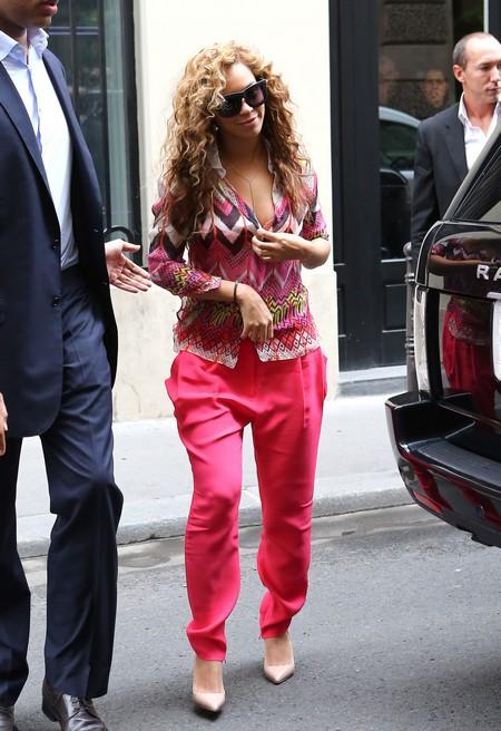 Beyonce Furious: Kim Kardashian Is Now Blue Ivy Carter's 'Auntie Kim'