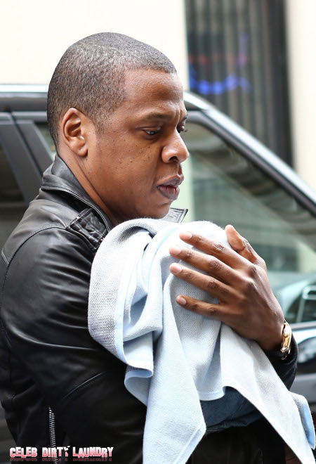 Beyonce And Jay-Z's Daughter Blue Ivy Carter Might Not Be Real