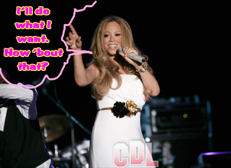 Report: Mariah Carey and Nick Cannon Breaking Up?