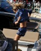 Selena Gomez & Cara Delevingne Shopping In St. Tropez