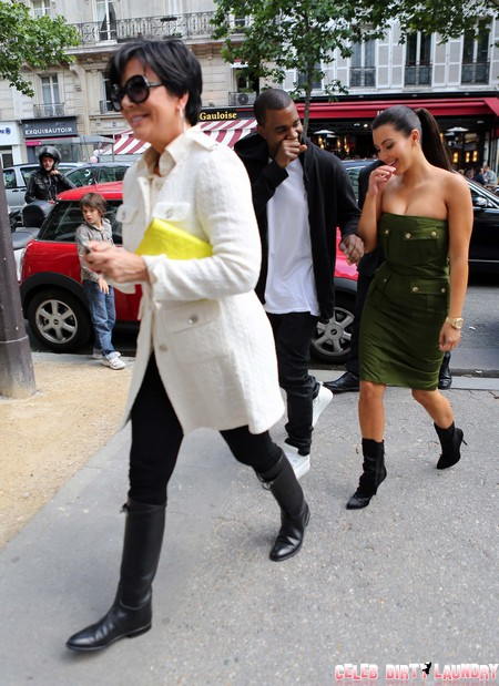 Kris Jenner Encouraged Kim Kardashian To Have Sex At 14 (Video)