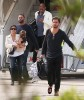 Kim & Kanye's Wedding Guests Fly Back To Paris