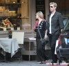 Avril Lavigne And Chad Kroeger Shopping For Their Romantic Dinner