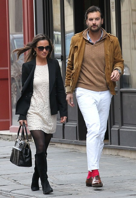 Pippa Middleton Says Paris And Its Bachelors Are Better Than Partying At Coachella
