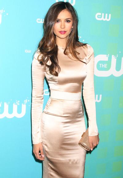 Nina Dobrev Is Eyeing The '50 Shades Of Grey' Role