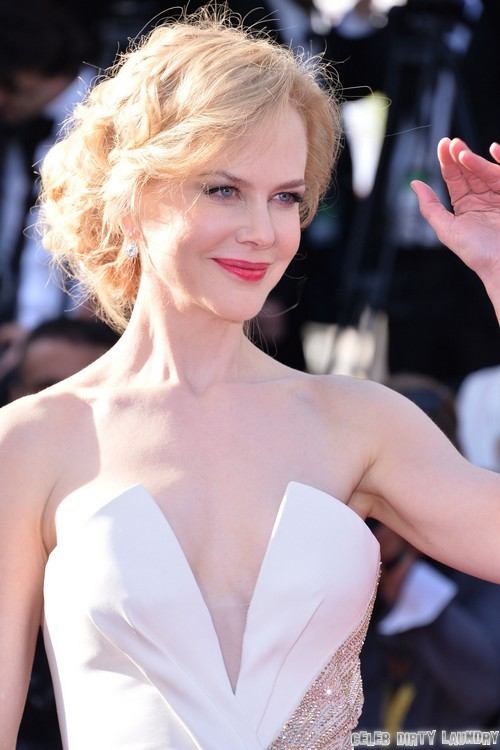 Nicole Kidman Has A Meltdown Because Keith Urban Is Unsupportive