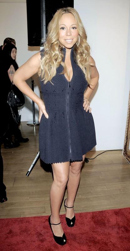 Mariah Carey On American Idol Is Like A Nightmare On Elmstreet