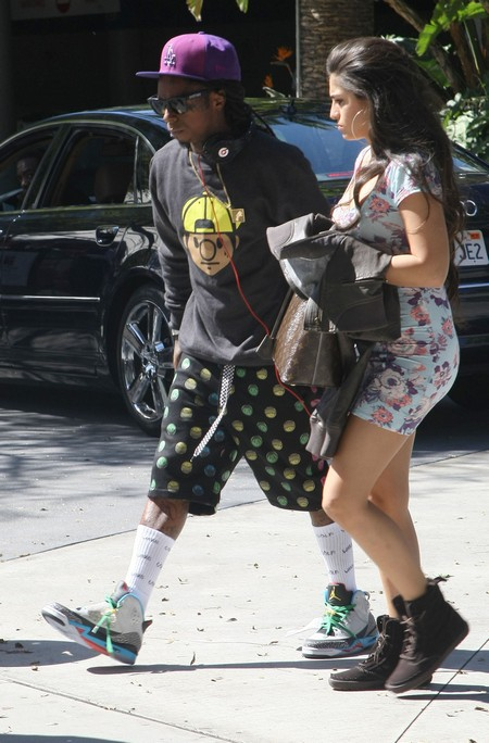 Lil Wayne's Got '99 Problems but a Bitch Ain't One'