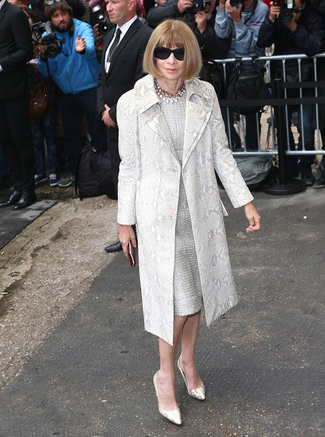 Anna Wintour Threatened By Dolce And Gabbana To Get Rid Of Their Vanity Fair Expose - They'll Pull Advertising!