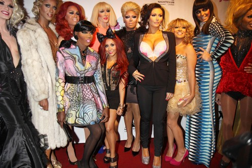 "Snooki and J Woww Host the 5th Season Premiere of ""RuPaul's Drag Race"""