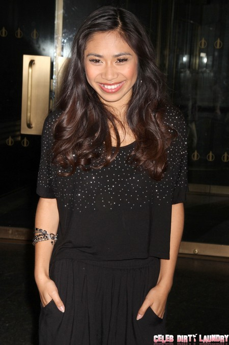 Jessica Sanchez To Star In Glee's New Season