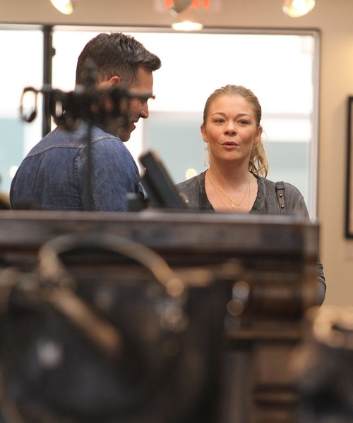 Leann Rimes & Eddie Cibrian Spend Quality Time Together In Malibu