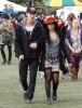 "Celebs at the ""Coachella Music Festival"""