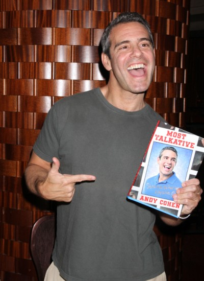 Andy Cohen Deserting Real Housewives Of New York City 0619