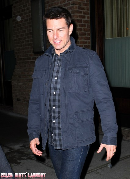 Who asked Tom Cruise 'Seriously, Are You Gay?'