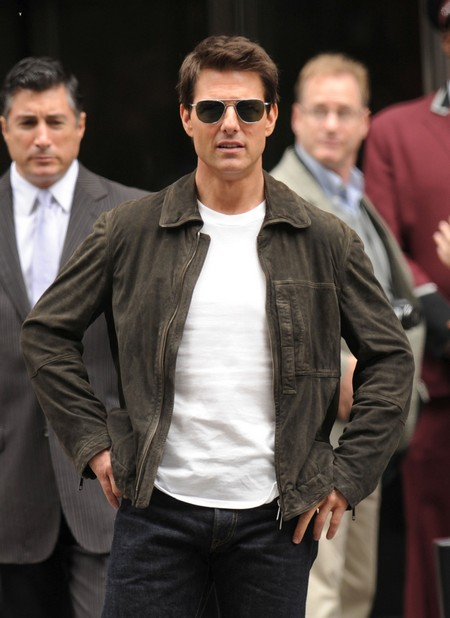 Tom Cruise A Victim: Enslaved By Scientology