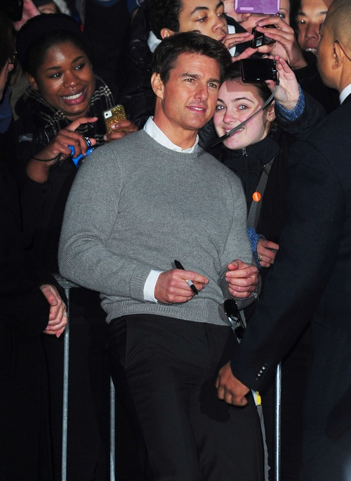 Tom Cruise and Cynthia Jorge: Dating and Love After One Night Stand - Report