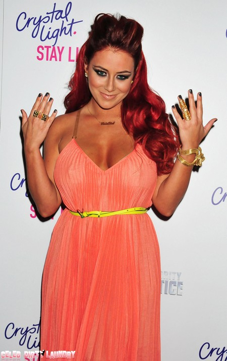Aubrey O'Day Doesn't Like Being Called A 'Whore' But She Would Love To Be Spanked