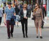 Benedict Cumberbatch & Dakota Johnson Spotted Out And About In NYC