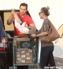 Kaley Cuoco Gets Her Superman