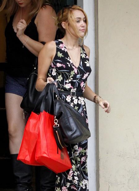 Miley Cyrus' Jealousy Of Liam Hemsworth Destroys Engagemen